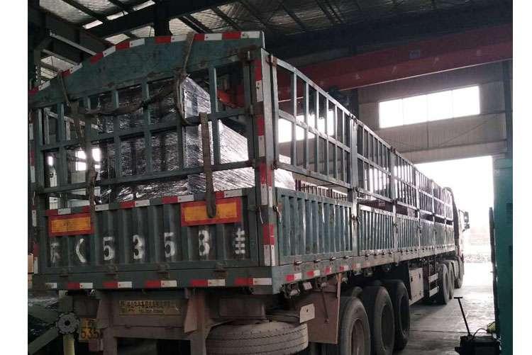 400KWyang柴柴油fa电机组diao试合格fa往唐山