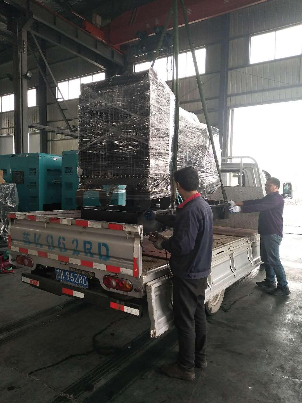 200KW上柴股份柴油fa电机组diao试合格fa往昆山